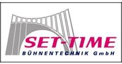 set time logo  
